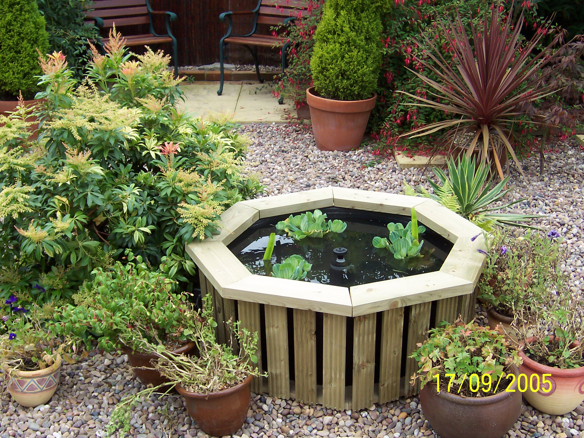 patio pond uk 28 images three ways to improve your pond