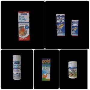 Aquarium medication